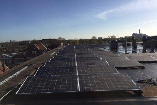 659 zonnepanelen – Leeuwarden