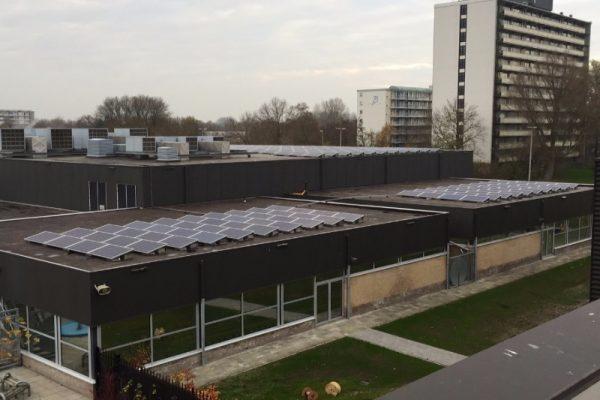 273 zonnepanelen – Leeuwarden