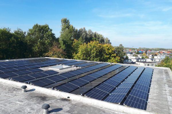 636 zonnepanelen – Groningen