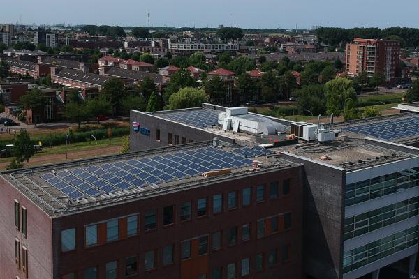 534 zonnepanelen – Barendrecht