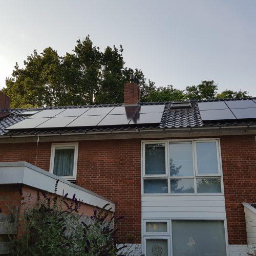 18 zonnepanelen – Drachten