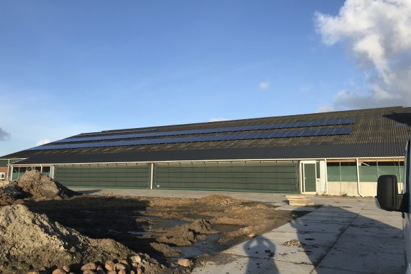 228 zonnepanelen – Texel