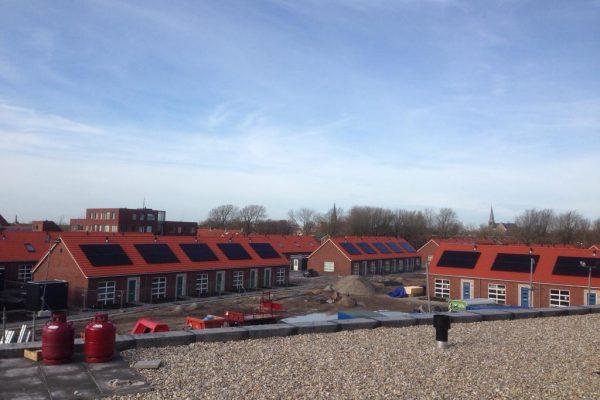 110 woningen – Harlingen