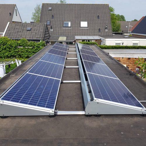 12 zonnepanelen – Harkema