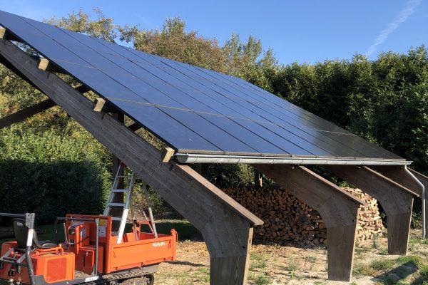 40 zonnepanelen – Drachten