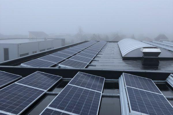 800 zonnepanelen – Hoogeveen