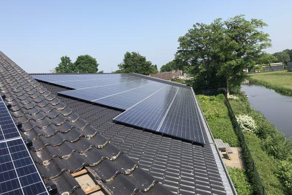 288 zonnepanelen – Dokkum