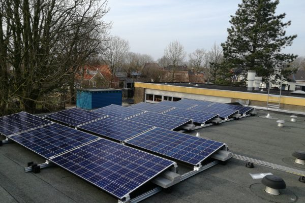 40 zonnepanelen – Jistrum