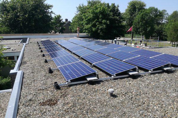 72 zonnepanelen – Dokkum