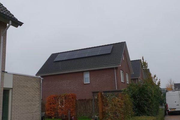 10 zonnepanelen – Assen