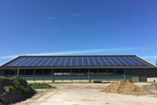 198 zonnepanelen – Terschelling
