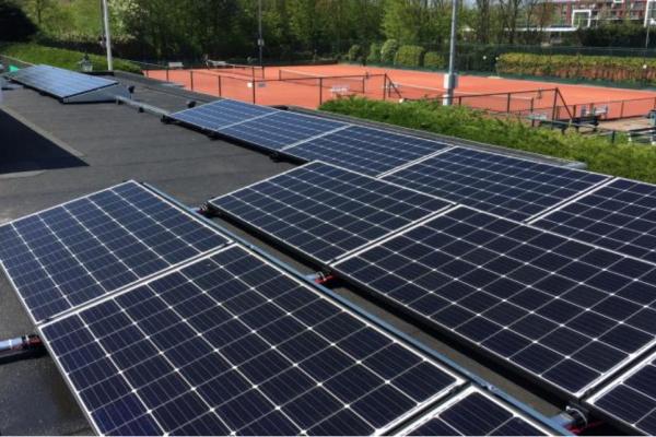 60 zonnepanelen – Katwijk